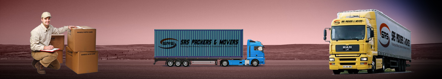 SRS Packers and Movers - Hyderabad